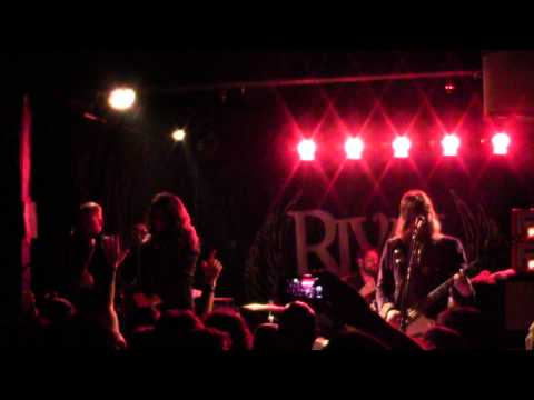 Rival Sons HD - Echo - Medley - I Want More / Baby Please Don't Go / Oh Well / Dazed & Confused