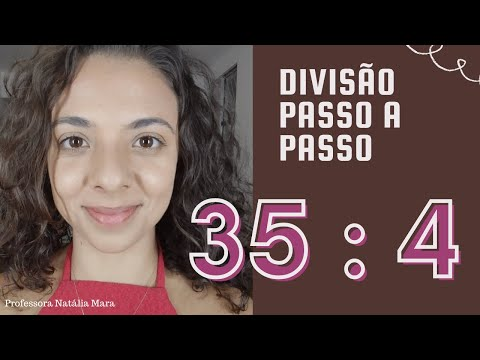 35 Dividido Por 4