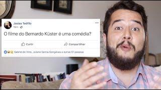 """COMÉDIA: A """"DIREITA"""" JÁ QUER CENSURAR MEU FILME thumbnail"""