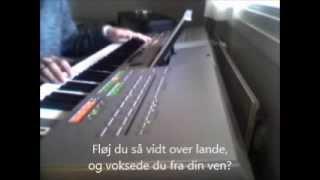 Barndommens Gade - Anne Linnet - Performed by Bent Jensen on Yamaha Tyros 3