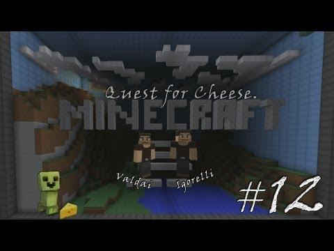 Смотреть прохождение игры Minecraft Quest for Cheese. Серия 12 - Великая Сырная Броня.