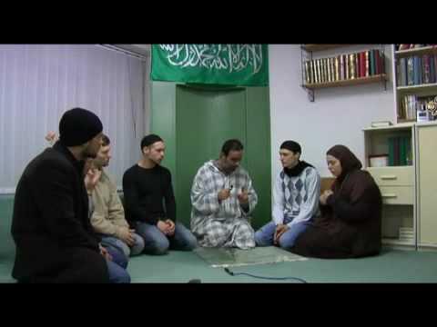 3 Neue Deutsche Geschwister konvertieren zum Islam