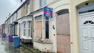 🔥 SOLD SOLD SOLD 🏠 Liverpool Property Auctions with WRB Auctions - 48 Sunlight Street L6 4AQ -