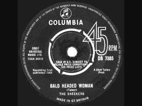 The Sneekers - Bald Headed Woman - 1964 45rpm