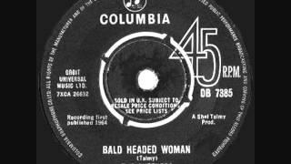The Sneekers - Bald Headed Woman - 1964 45rpm