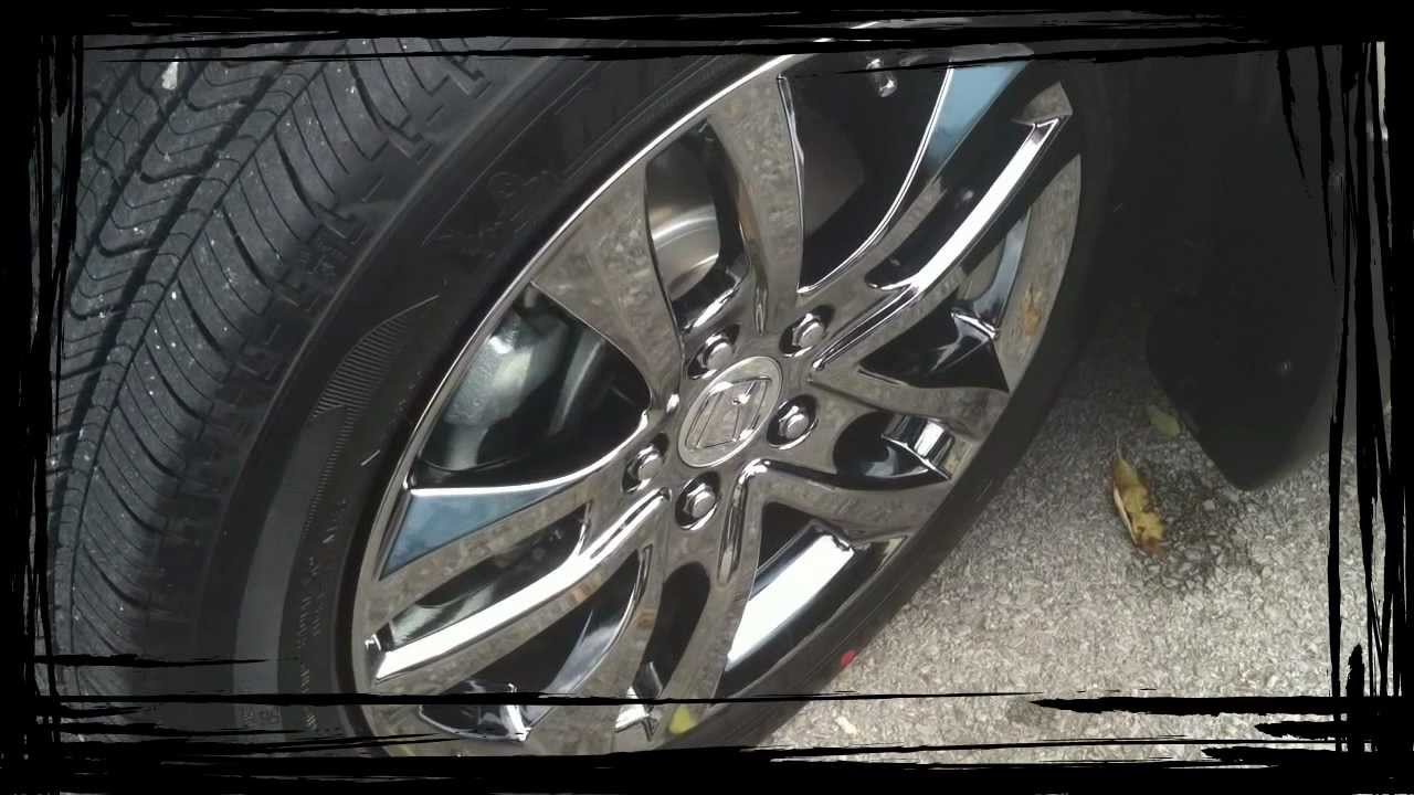 Jason Valley Honda Presents Dealer Added 17 Inch Chrome