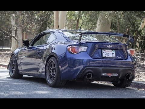 Supercharged Scion Fr S Automatic One Take