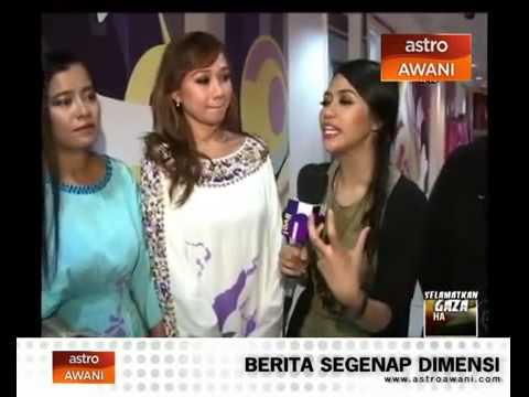 Wawancara Feminin @ HLive! Astro
