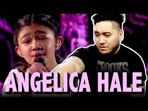 Angelica Hale: 10-Year-Old Singer Blows The Audience Away - America's Got Talent 2017 REACTION!!!