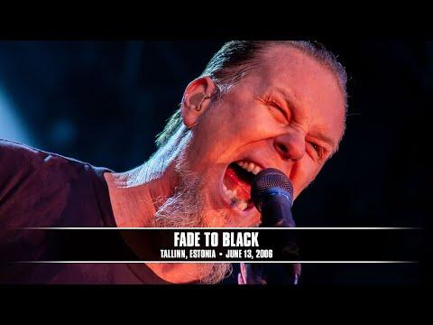 Metallica: Fade to Black (MetOnTour - Tallinn, Estonia - 2006)