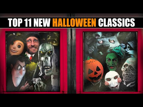 Top 11 New Halloween Classics - Nostalgia Critic