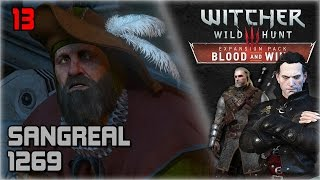 WITCHER 3 Blood and Wine Walkthrough Part 13 ► Sangreal 1269 (Death March, PC Ultra)