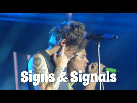 Larry Stylinson - Signs & Signals (Harry and Louis)