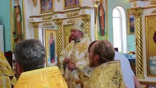 Владыка Алексий про храм постронный Прсманом: это памятник  вашей любви к народу и Отечеству