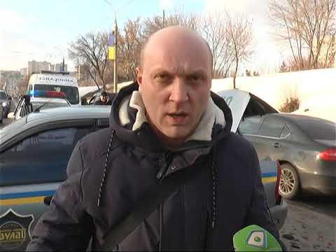 ObjectivTv: Потрійна ДТП у Харкові
