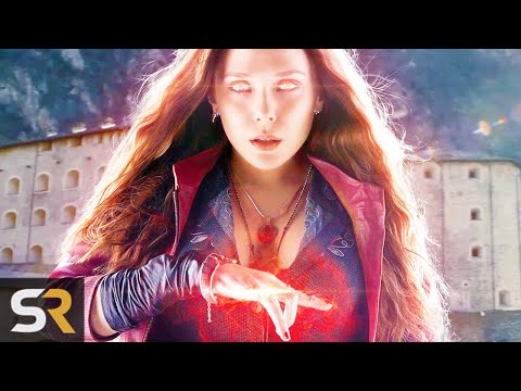Marvel Theory: Scarlet Witch Will Be The MCU's Next Big Villain