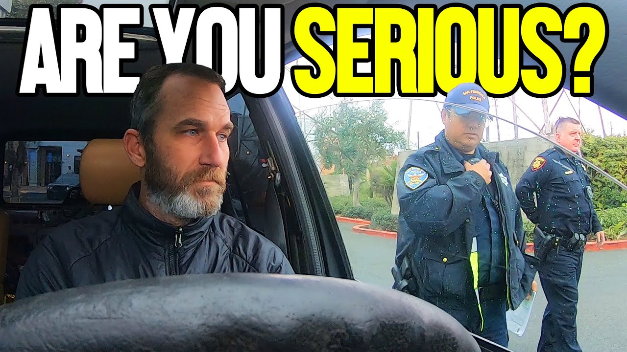 Officer Pulls Guy Over and Seriously Regrets It