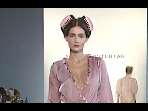 MARCEL OSTERTAG Spring Summer 2019 New York - Fashion Channel