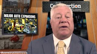 Construction News Tracker Video: Strong Growth for Equipment Rental