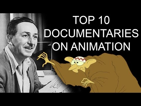 Top 10 Documentaries on Animation