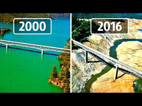 15 Dramatic Changes on Earth Revealed by NASA