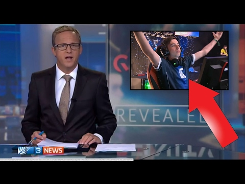 WHEN CS:GO APPEARS ON LIVE TELEVISION!