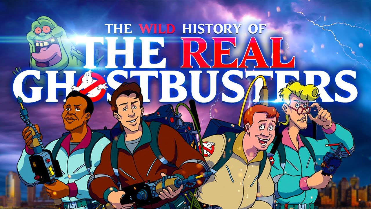 The Wild Battle Over The Real Ghostbusters: How A Studio Almost Killed A Hit