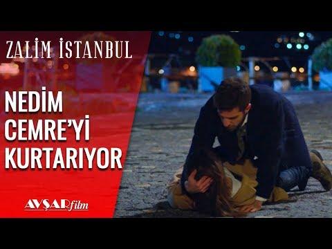 Nedim Önce Cemre'yi Sonra Cenk'i Kurtarıyor!💥 - Zalim İstanbul 31. Bölüm