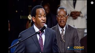 107th Holy Convocation 2014  | Elder Edwin Walker Pastor of Friendly Temple COGIC