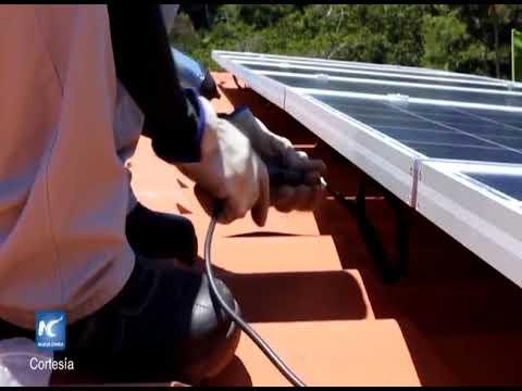 Honduras busca liderar ranking de energía por paneles solares