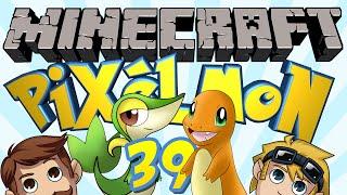 Minecraft Pixelmon (Pokemon Mod) #39 - Pet Names