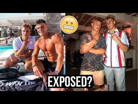 What's Jake Paul Like In Real Life... (Mykonos Vlog)