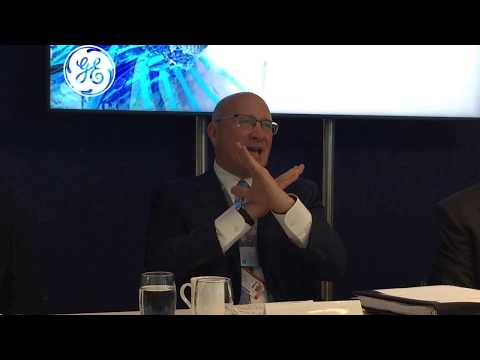 GE Aviation Press Conference - Farnborough 2018
