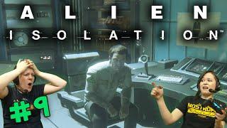 Alien Isolation - Medical Bay (#9) with Hannah & Kim!