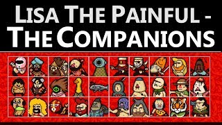 LISA the Painful - The Companions