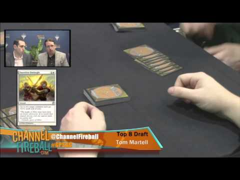 Grand Prix Sacramento 2014 Top 8 Draft