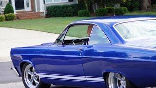 1967 ProTouring Ford Fairlane