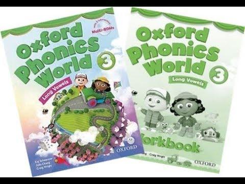 Oxford Phonics World 3 CD2 English for kids
