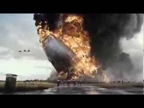 Hindenburg Disaster 1937