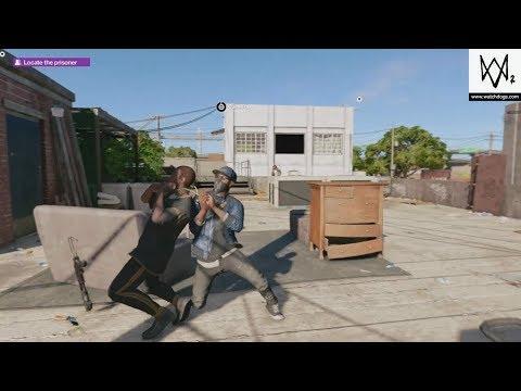 Watch Dogs 2 Badass Stealth Kills