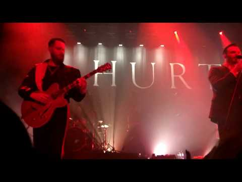Hurts - People Like Us. Desire Tour....