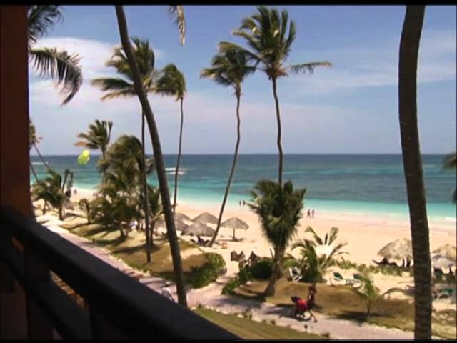 SANTO DOMINGO INVITA -DESTINOS DE SOL:  VIK CAYENA BEACH HOTEL Videos De Viajes