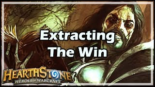 [Hearthstone] Extracting the Win