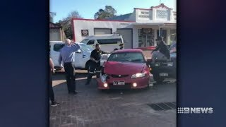 Citizen's Arrest | 9 News Perth
