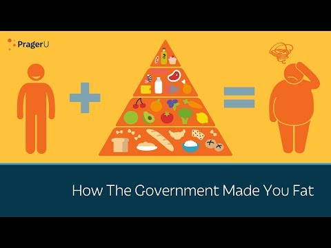 How the Government Made You Fat