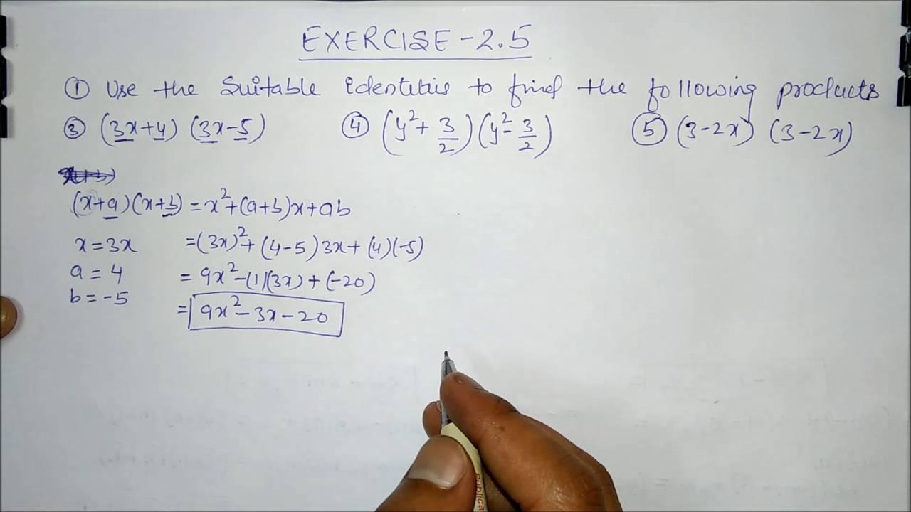 Nice Exercise Math Embellishment - Math Worksheets - modopol.com