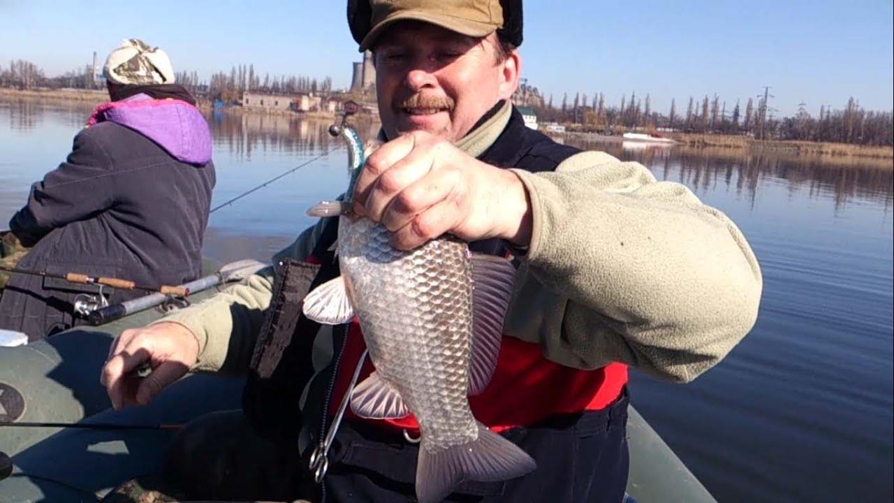 весенняя рыбалка донецк