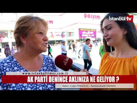 AK Parti Denince Aklınıza Ne Geliyor ?