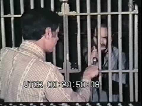 Charles Manson - Interview, San Quentin Death Row Cell 13 (1972)