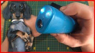 Ультразвуковой отпугиватель собак Али ТЕСТ сравнения стоит ли покупать?